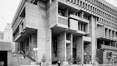DAM_SOS Brutalismus_Boston City Hall_LOC