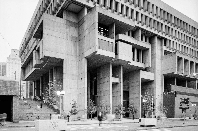 DAM_SOS Brutalismus_Boston City Hall_LOC